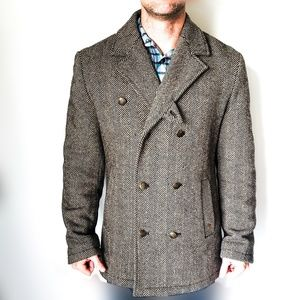 Volcom Scout Insulated Lined Tweed Jacket